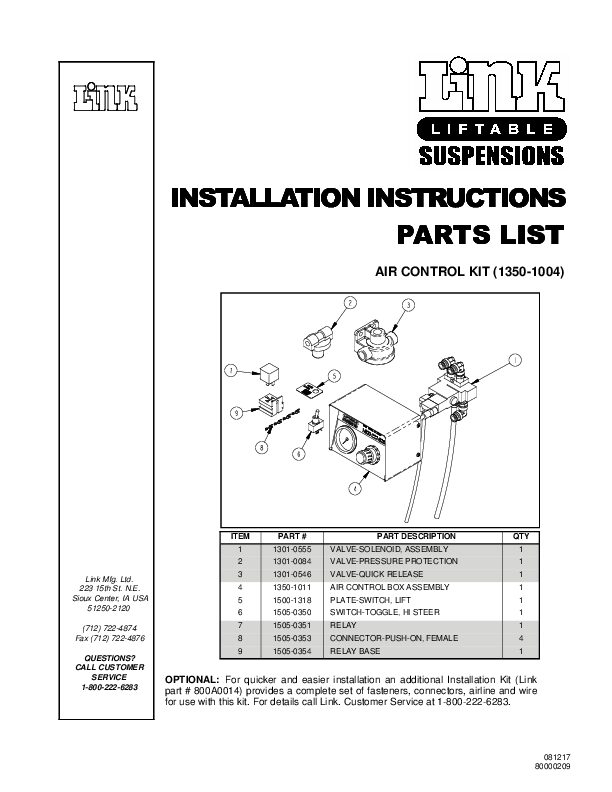 toggle switch wiring diagram solenoid installation instructions installation instructions parts list  installation instructions parts